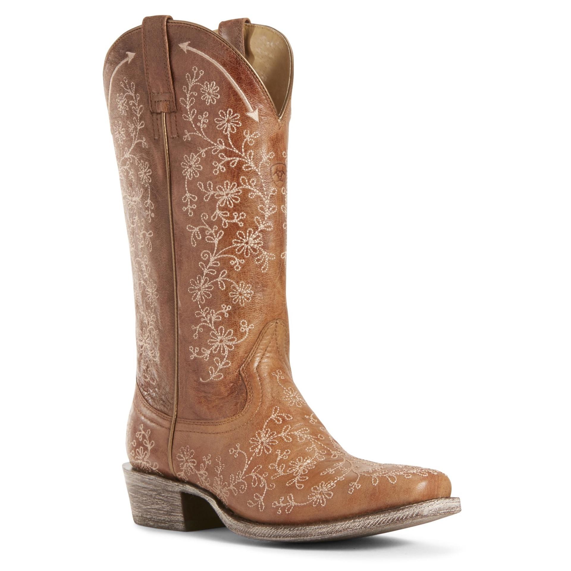 Ariat Women's Boots 'Fleur' Cashew With